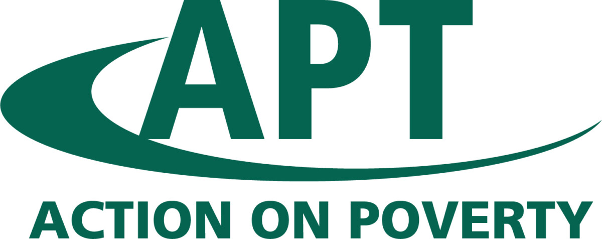 Action on Poverty logo