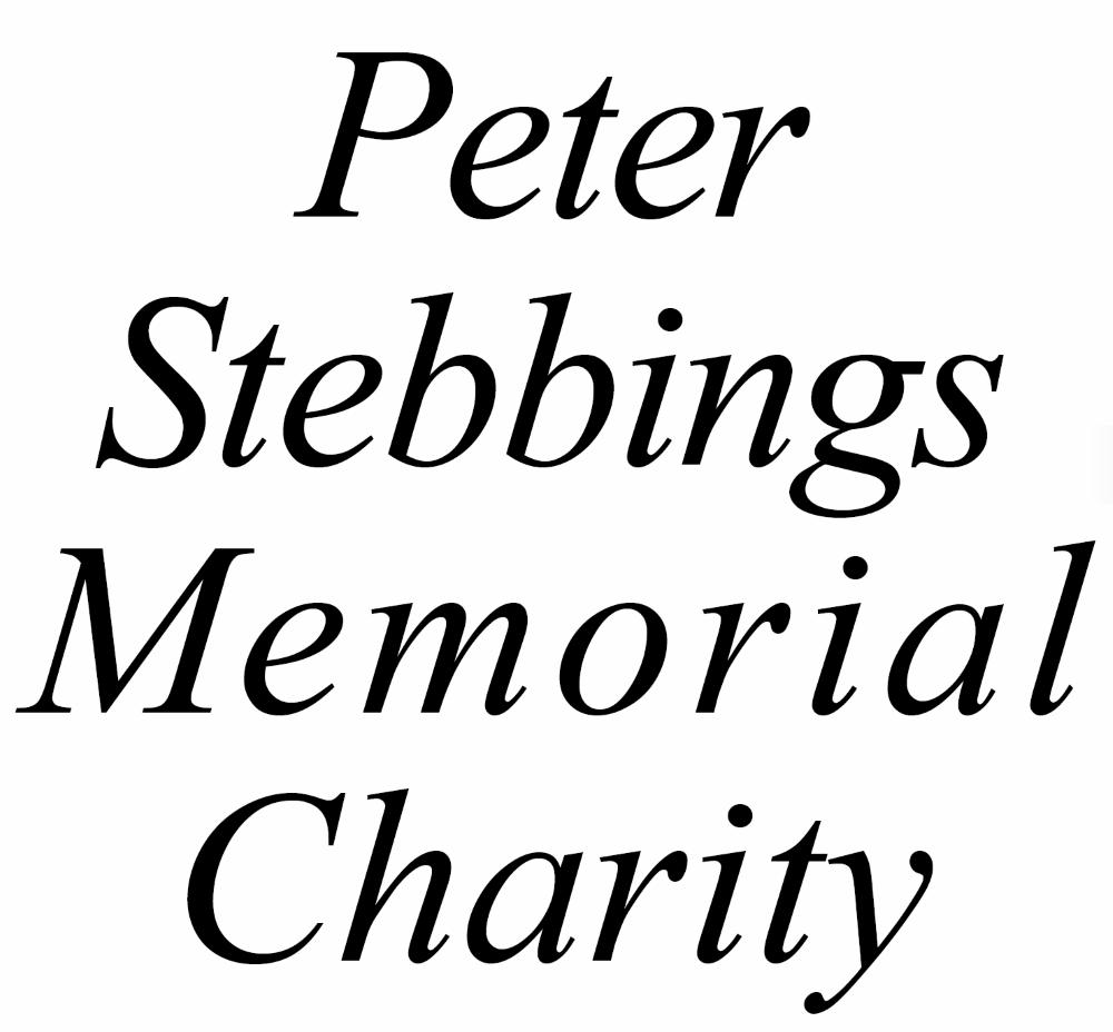 Peter Stebbings Memorial Charity