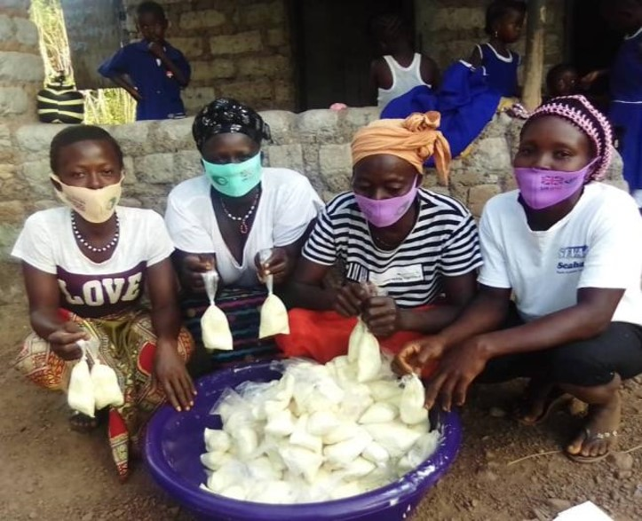 Responding to COVID-19 in vulnerable rural communities of Sierra Leone