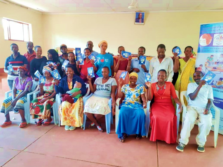 Forging futures for people with disabilities in Tanzania
